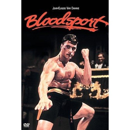Warner Bros. Action & Adventure Bloodsport (DVD)