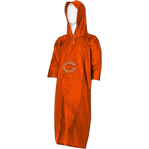 Northwest Chicago Bears Deluxe Poncho