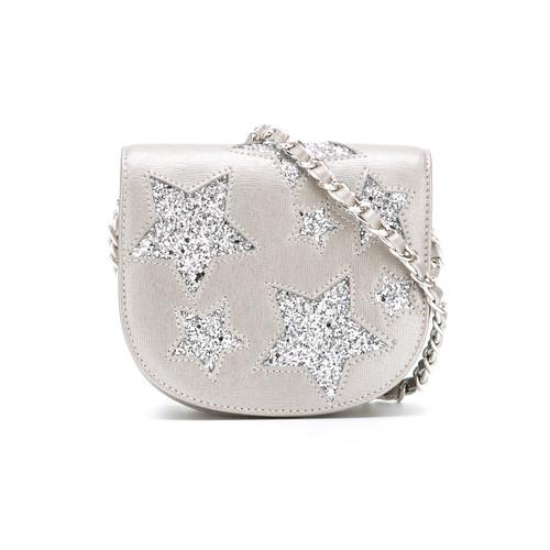 glitter star shoulder bag