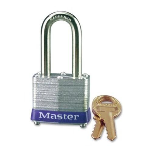 Master Lock Long Shackle Padlock MLK3DLF