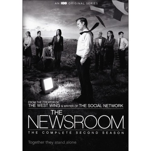 The Newsroom: The Complete Second Season [3 Discs] [DVD]