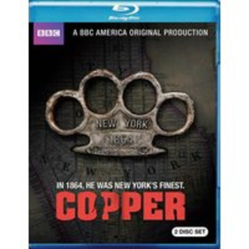 Copper: Season One (2 Discs) (Includes Digital Copy) (UltraViolet) (Blu-ray)