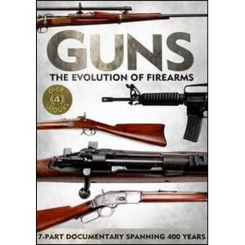 Guns-Evolution of Firearms