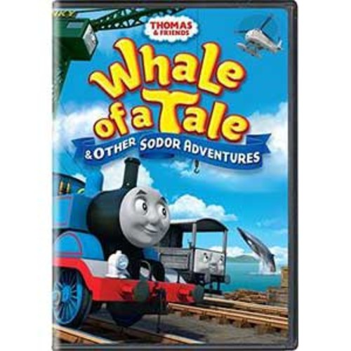 Thomas and Friends: Whale of a Tale and Other Sodor Adventures [DVD]