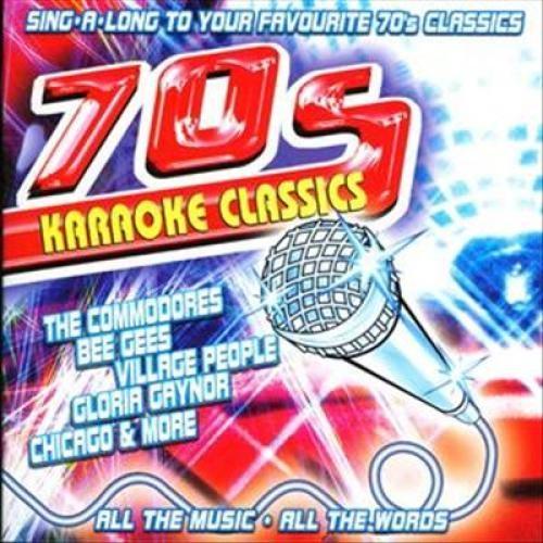 70's Karaoke Classics [CD]