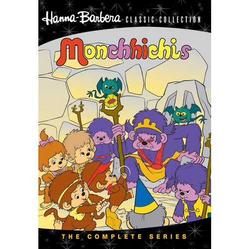 Monchhichis: The Complete Series [2 Discs] [DVD]