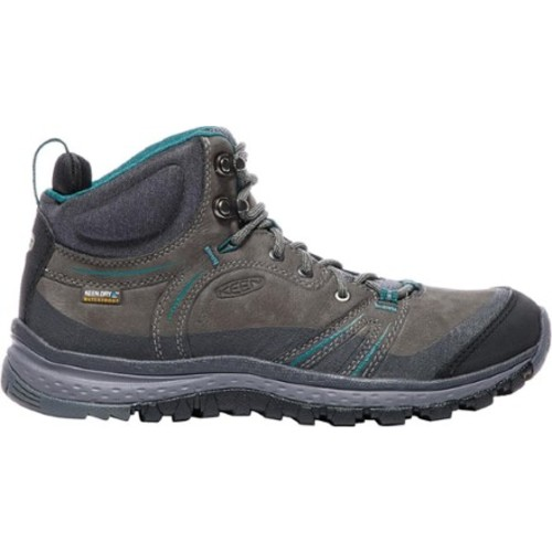 Terradora Leather Waterproof Mid Hiking Boots - Women's
