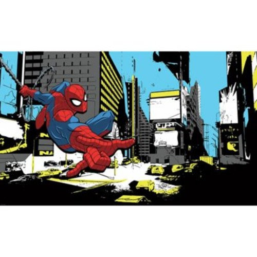 Marvel Spider-Man Classic Peel and Stick Mural Wall Art