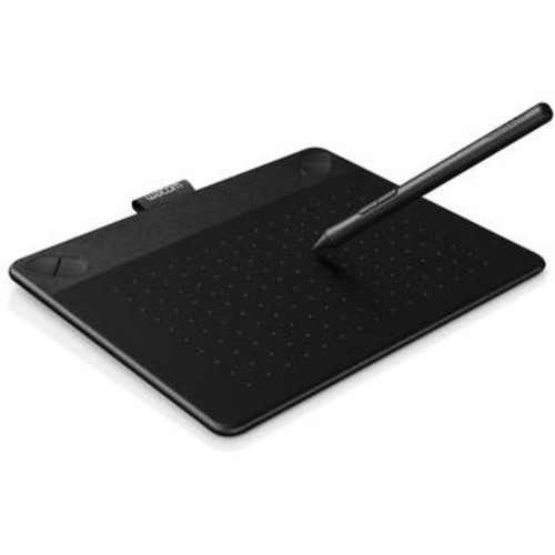 Wacom Intuos Comic Pen & Touch Tablet - Small Black