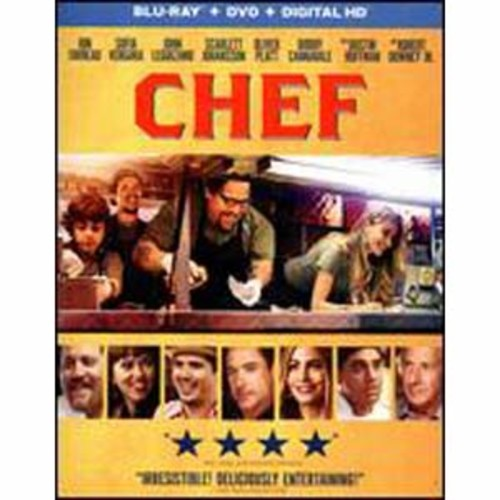 Chef [Blu-Ray] [DVD] [Digital HD]
