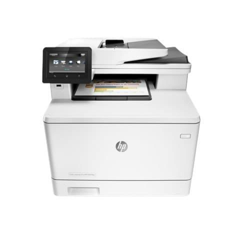 Hewlett Packard Printers HP LaserJet Pro M477FDN