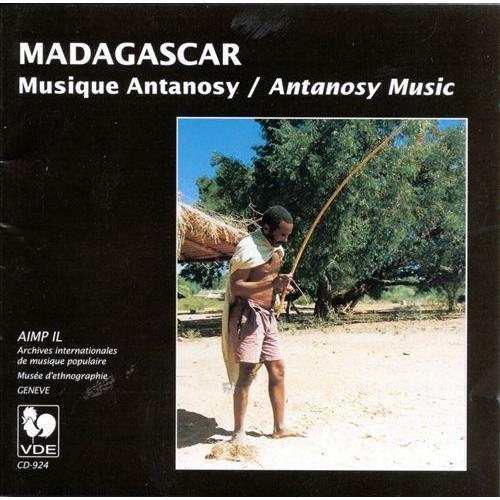 Antanosy Music CD (2011)