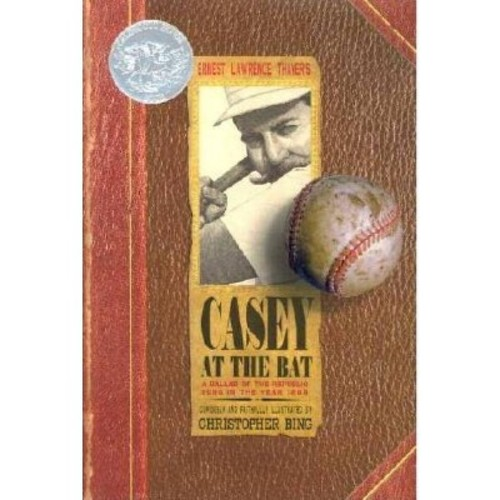 Casey at the Bat : A Ballad of the Republic Sung in the Year 1888 (Hardcover)