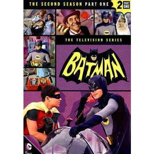 Batman: Second Season Part One [Batman: Second Season Part One (DVD)]