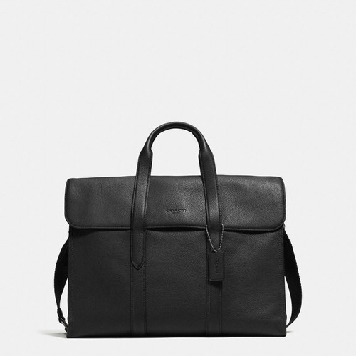 metropolitan portfolio in refined pebble leather