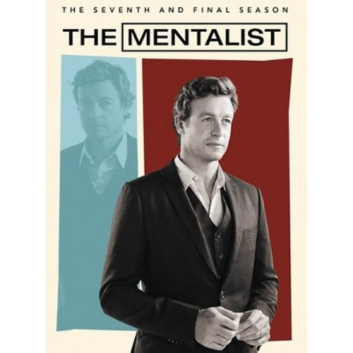 The Mentalist: The Seventh and Final Season [3 Discs] [DVD]