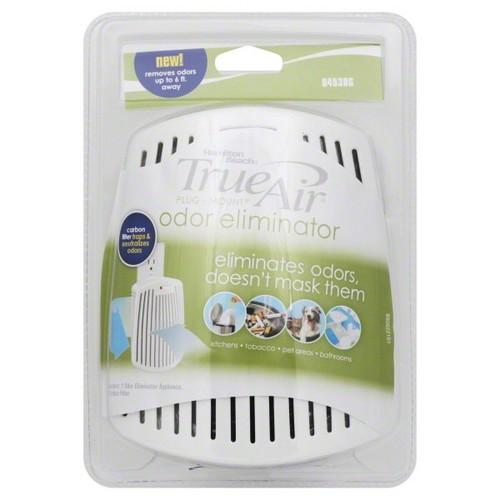 Hamilton Beach True Air Odor Eliminator, Plug Mount, 1 appliance