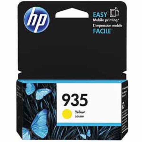 HP 935 Ink Cartridge - Yellow
