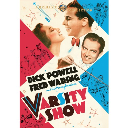 Varsity Show [DVD] [1937]