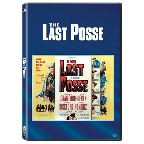 COLUMBIA TRISTAR HOME VIDEO The Last Posse