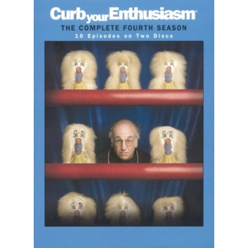 Curb Your Enthusiasm-Complete 4th Season