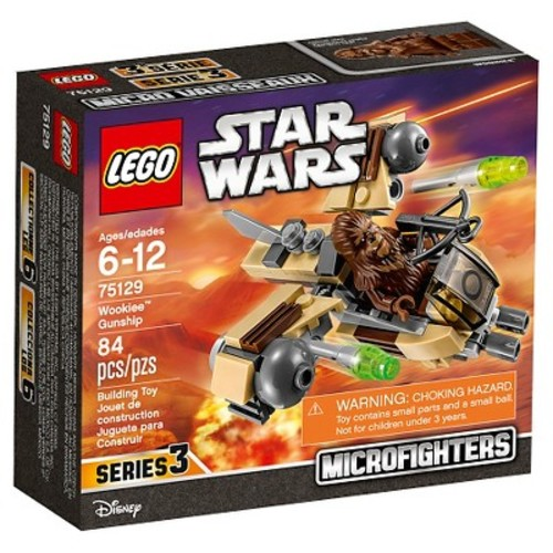 LEGO Star Wars Microfighters Wookiee Gunship (75129)