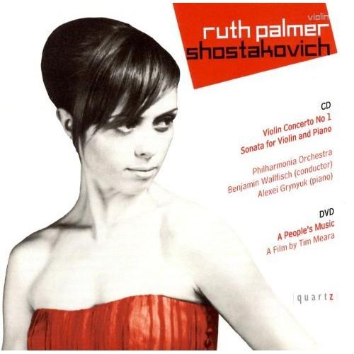 Ruth Palmer Performs Shostakovich [CD + DVD] [CD]