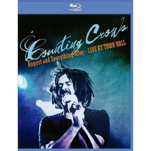 August and Everything After: Live at Town Hall [Video] [DVD]