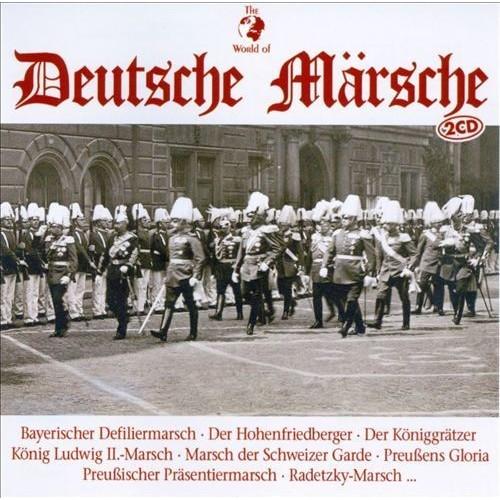 Deutsche Mrsche [Audio CD]