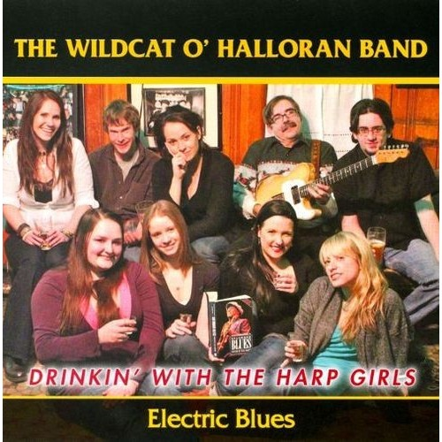 Drinkin' With The Harp Girls [CD]