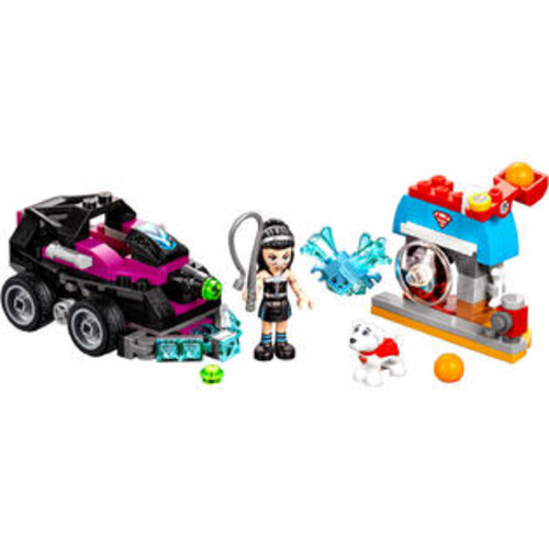 LEGO,DC Comics,DC Super Hero Girls LEGO DC Super Hero Girls Lashina (TM) Tank (41233)