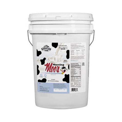 Augason Farms Morning Moo's Low Fat Milk Alternative, 30 lbs.