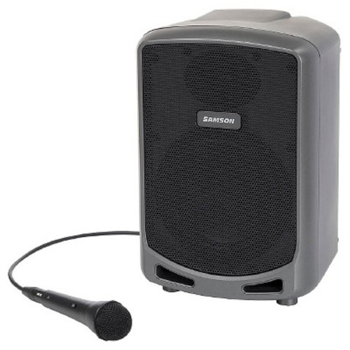 Samson Expedition Express Rechargeable Battery Powered PA with Bluetooth - Black