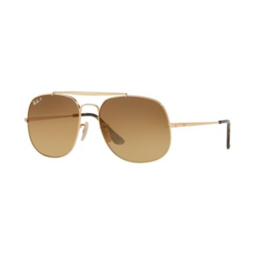 Ray-Ban Polarized The General Sunglasses, RB3561 57, Only at Sunglass Hut