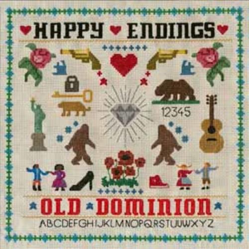 Dominion - Happy Endings [Vinyl]