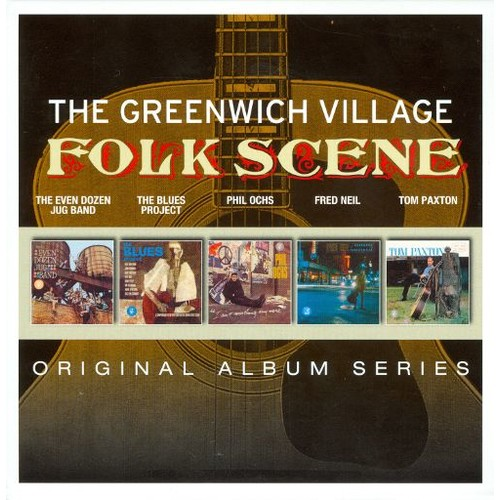 Original Album Series: The Greenwich Village Folk Scene [CD]