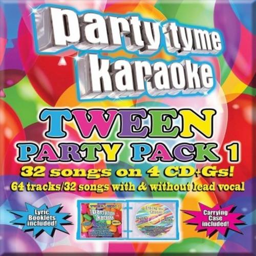 Party Tyme Karaoke: Tween Party Pack / Various