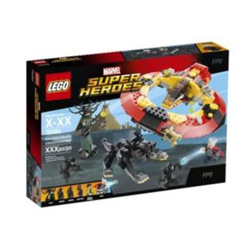LEGO The Ultimate Battle For Asgard Marvel Thor Ragnarok