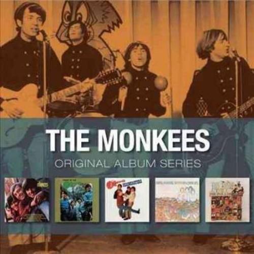 Monkees - Original album series (CD)