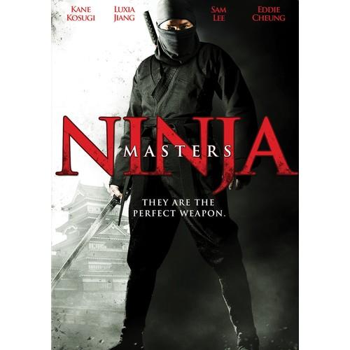 Ninja Masters [DVD] [2009]