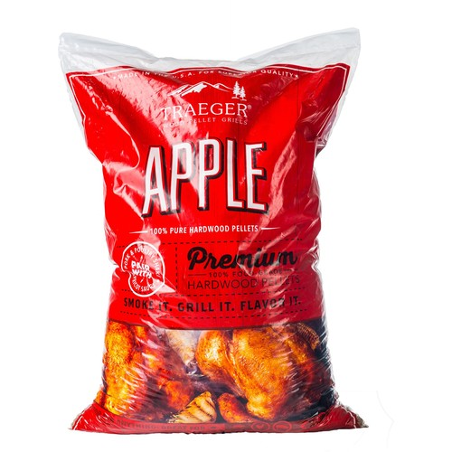 Traeger Apple Hardwood Pellets