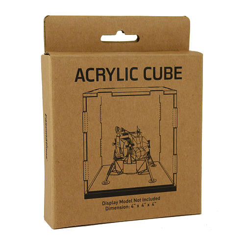 Fascinations Metal Earth Acrylic Display Cube