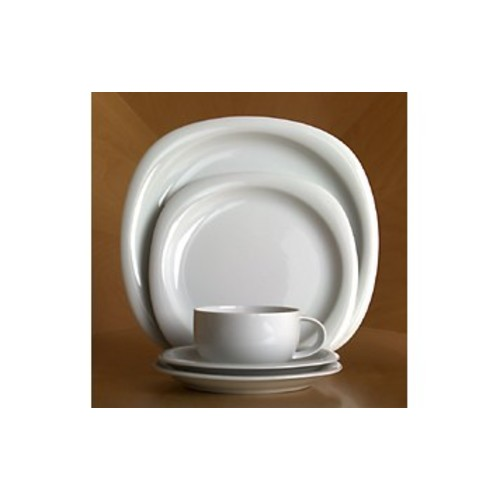 Suomi White Coup Soup Bowl