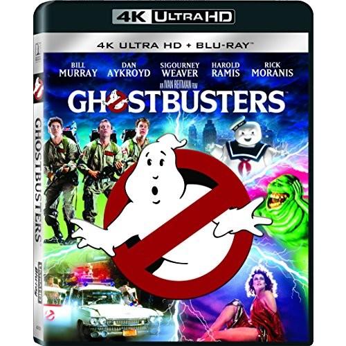 Ghostbusters [4K UHD] [Blu-Ray]