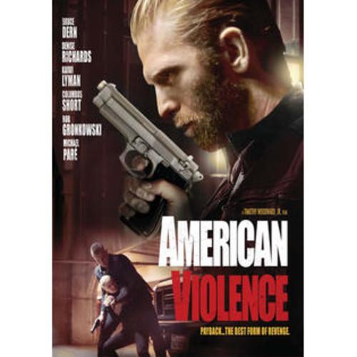 STATUS MEDIA American Violence [DVD]