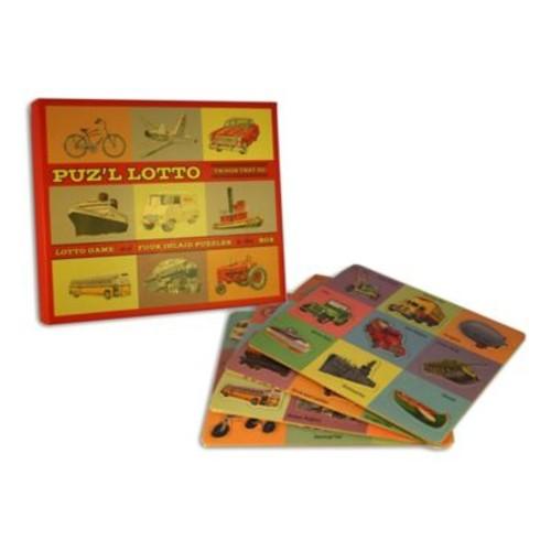 Perisphere & Trylon Puz'L Lotto Game