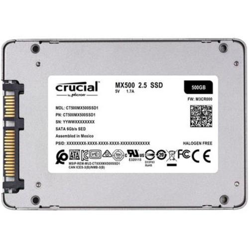 Crucial Technology MX500 500GB 2.5