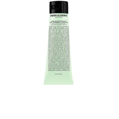 Grown Alchemist - Purifying Body Exfoliant - Pearl, Peppermint & Ylang Ylang - 170 ml