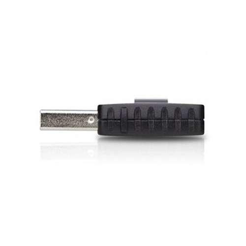 Linksys Wireless Mini USB Adapter AC 580 Dual Band - 802.11a/b/g/n/ac, WEP, WPS, WPA TKIP, WPA2, 2.4GHz For Wireless N, 5.0GHz For Wireless AC, Mobility - AE6000