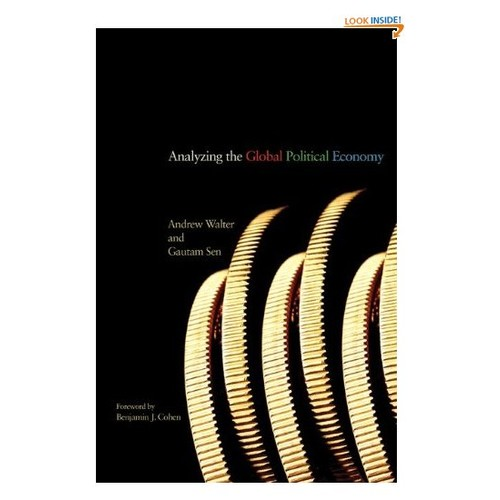 Analyzing the Global Political Economy